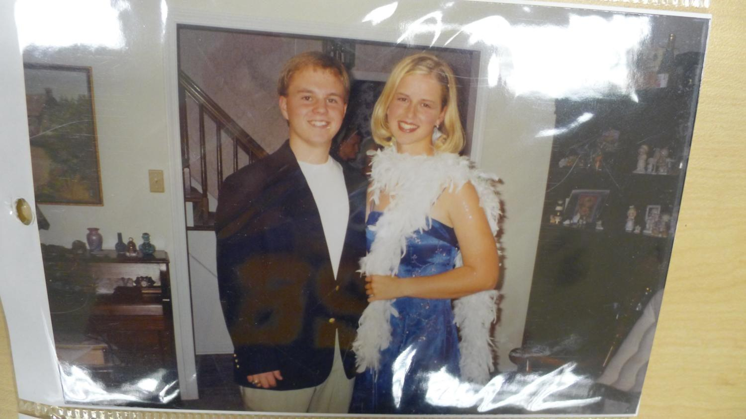 Kelly shares photos of her homecoming experience. Now a social studies teacher, Kelly is also a CHS grad from the class of 2001.