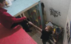 Tech Check:  Studio tech theatre students  finish move of new Techloft space