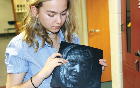 Frida(m) Calling: CHS students, teachers assess how  the work of female artists has empowered them