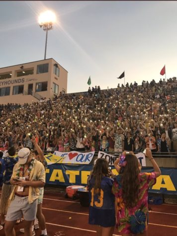 Big Game Club looking to rally a larger student section for games