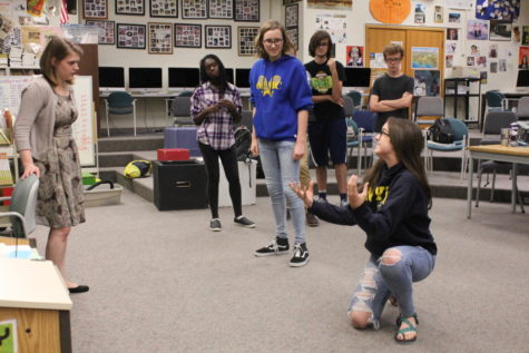 ComedySportz team prepares for season