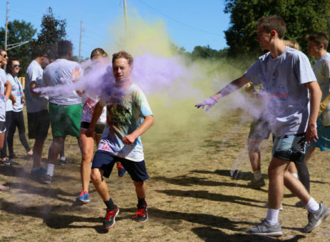Photo Essay: FTK 5K Color Run