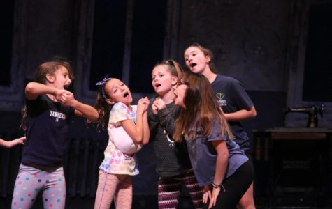 "It's A Hard Knock Life: Freshmen cast in ""Annie"" discuss  struggles of managing school work, rehearsals"