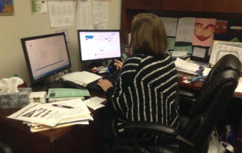 Counseling center staff changes senior symposium