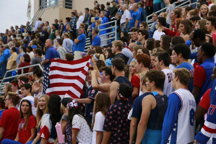 Taking a Knee: CHS athletes and coaches reflect on recent national anthem protests