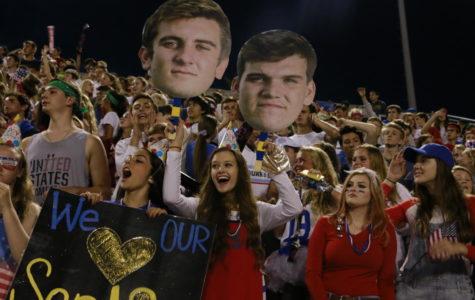 Photo Essay: CHS versus Warren Central High School