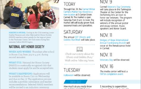 News Briefs 10/26