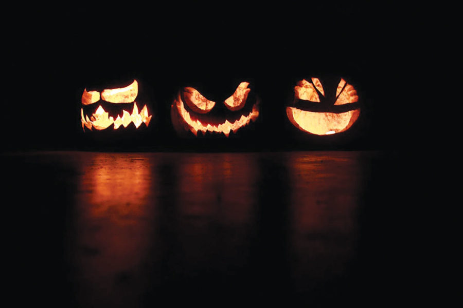 Get Scared: With Halloween approaching, CHS  students discuss the science behind fear