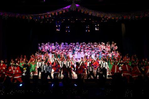 Accents begin preparation for upcoming Holiday Spectacular concert