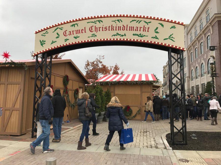 Christkindlmarkt: A Review