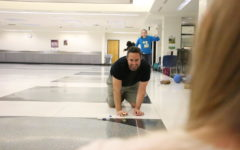 Goalball Club continue to teach new players