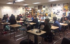 Model U.N. members attends conference at Zionsville High School