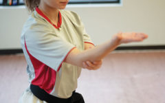 CHS family  describes impact of owning karate studio