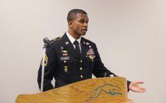 Speak-ups: Green Beret Presentation