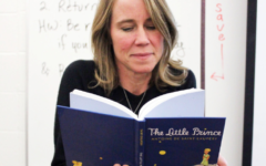 Loving Literature: CHS students, staff consider how  reading can impact their school life, future