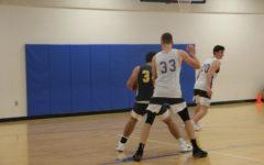 CHS JV Boys' Basketball Team Prepares to Face Noblesville