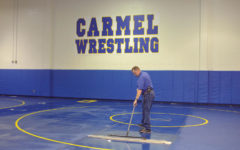 Custodians play an essential role in maintaining clean equipment for athletes