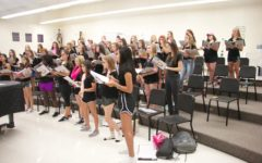 Accents start the year preparing for upcoming competitions