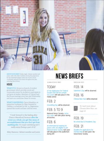 News Briefs 1/25