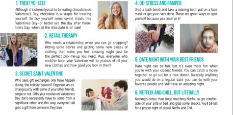 Singles' Valentines Day Guide