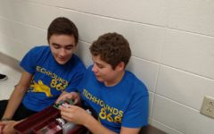 TechHOUNDS concludes build season, finishes robot