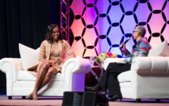 'You have to practice achieving through other people's low expectations of you' and other things Michelle Obama said in Indianapolis