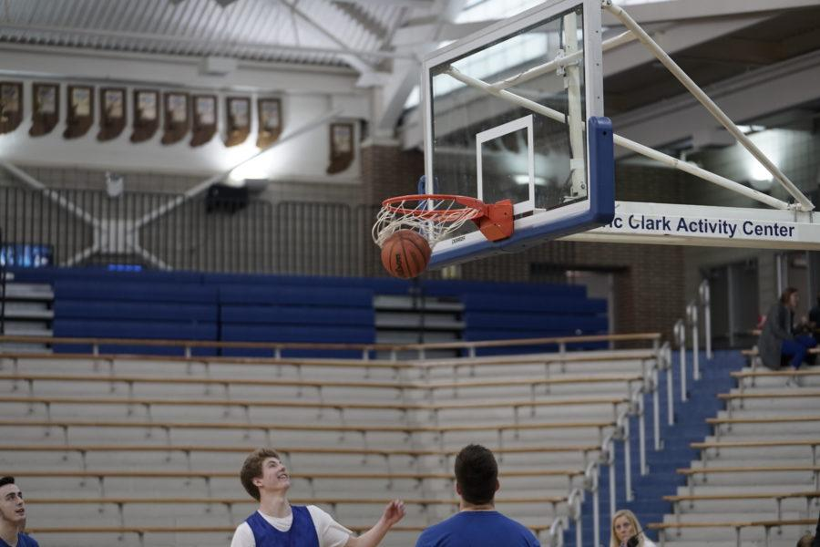 Photo Essay: Relive the Intramural Basketball game