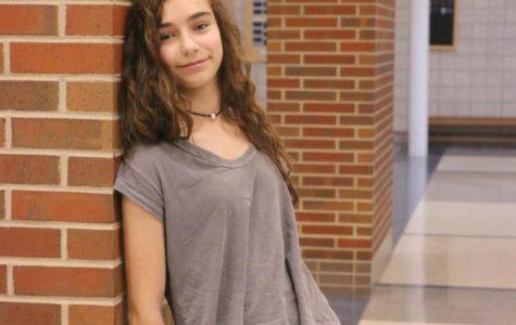 Isabella Fallahi, 9