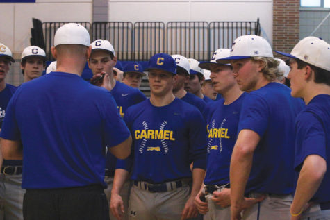 CHS baseball players, coaches discuss game plan for the 2018 season
