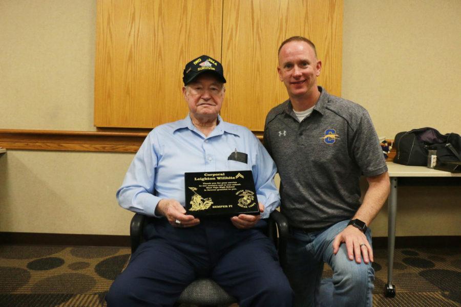 Photo Essay: WWII Veteran Guest Speaker