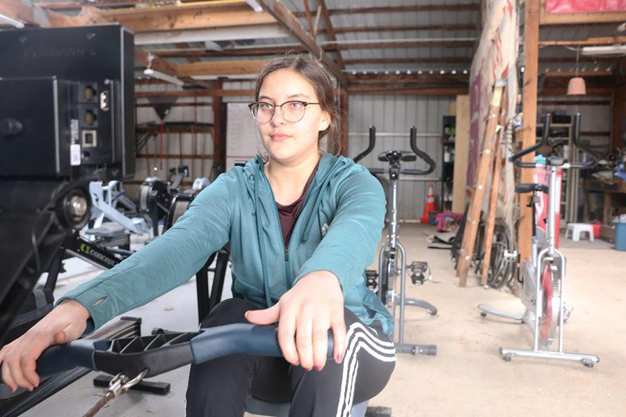 Row Models: Q&A with sophomore  competitive rower Layla Qureshi