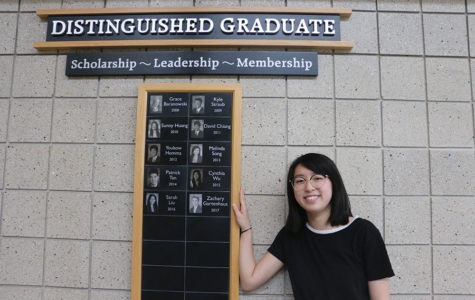 Q&A with Distinguished Graduate Rachael Tan