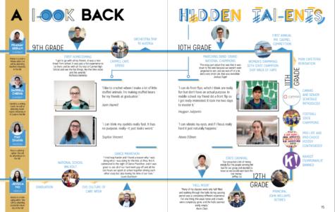 A Look Back // Hidden Talents
