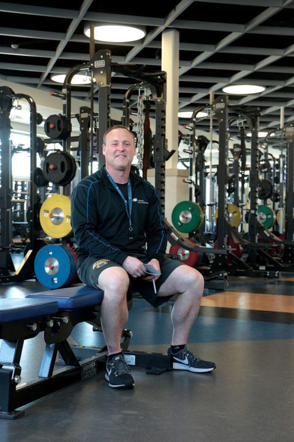 Q & A: Coach Aaron Bosket
