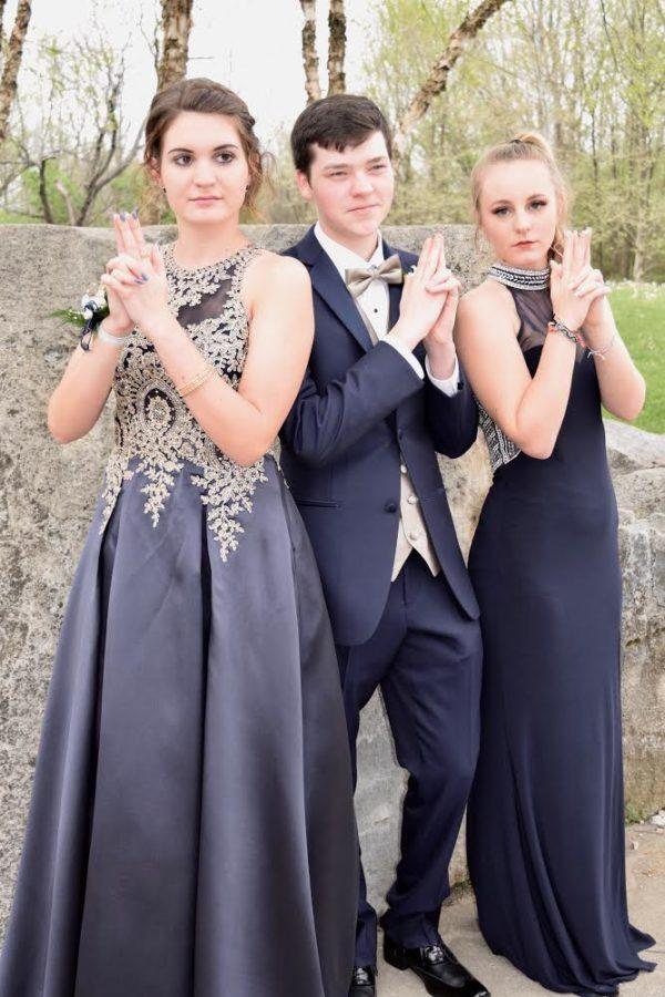 Double the Fun: Students give insight into what it's like to go to prom at other schools