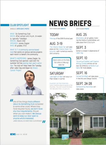 News Briefs 8/14