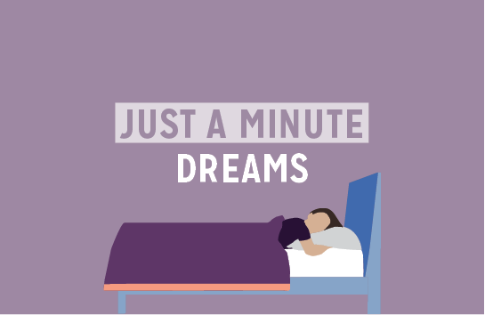 A Sleep-Deprived Student's Guide to Dreams