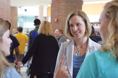 Piehl Power: New Assistant Principal Valerie Piehl reflects on past, new goals