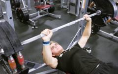 Students, teachers reflect on tremendous impact bodybuilding has on lifestyle, diet