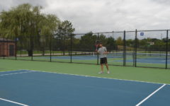 Men's tennis prepares for MIC Championship