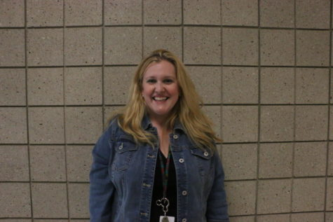 Assistant Principal Brittany Wiseman