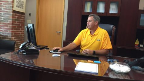 Principal Tom Harmas makes school safety changes as year begins