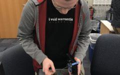 Computer Building Club Starts to Refurbish