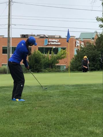 CHS women's golf team advancing to State Finals