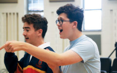 On the Edge of Tradition: CHS' first fall musical aims to set new tradition
