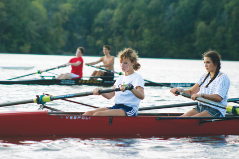 As popularity of rowing increases, athletes look  to continue in college despite limited scholarships