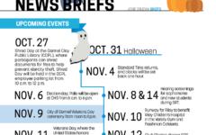 News Briefs 10/25