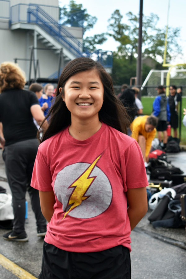 Humans of CHS: Sophomore Sophie Guo