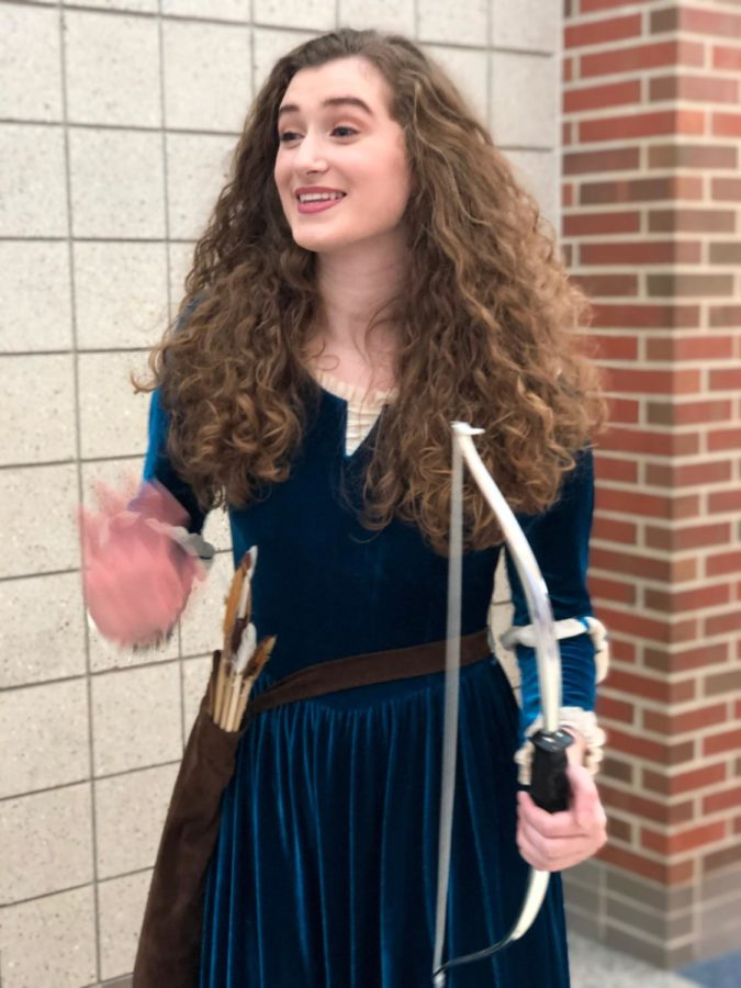 Accents hosted successful Princess Academy on Nov. 3