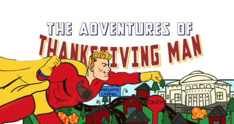 The Adventures of Thanksgiving Man